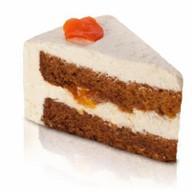 Морковный торт Фото