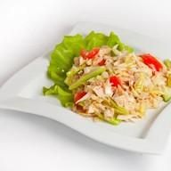 Салат картофельный с тунцом Фото