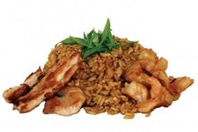 Чесночный рис - Фото