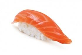 Копченый лосось - Фото