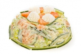 Филадельфия салат - Фото