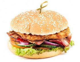 Texaс чикен бургер - Фото