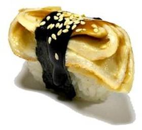 Суши с омлетом - Фото