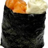 Гункан филадельфия лосось Фото