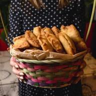 Пироговая корзина Фото
