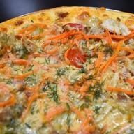 Пицца-шаверма Фото