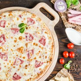 Сливочная пицца - Фото