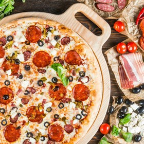 Жар-пицца - Фото
