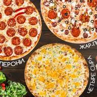 Комбо пиццы мини №3 Фото