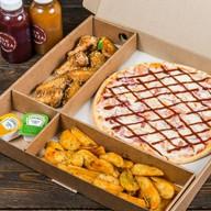 Комбо пицца + закуски №9 Фото