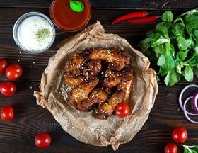 Крылышки BBQ - Фото