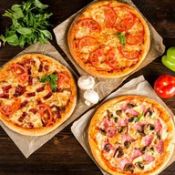 Пицца-трио №1 Фото
