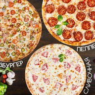 Комбо пиццы мини №2 Фото