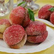 Пирожное Персик Фото