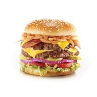 Американский Бургер Чемпион Фото