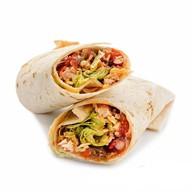 Вегетарианский бурито Фото