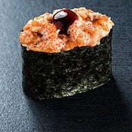 Суши гункан угорь Фото