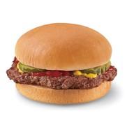 Французский гамбургер Фото