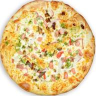 Сакура пицца Фото