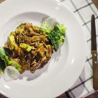 Овощное крудите с говядиной Фото