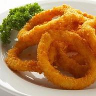 Кольца кальмаров темпура Фото