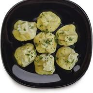 Вареники 4 сыра с зеленью Фото