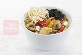 Большой суп с курицей - Фото