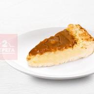 Пирожное карамельно-яблочное Фото