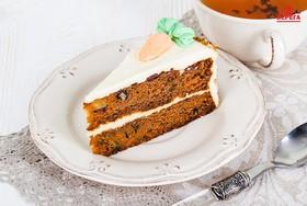 Пирожное морковное - Фото