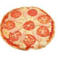 Шеф-пицца с лососем Фото