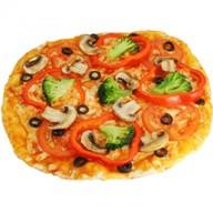 Пицца Овощная Фото