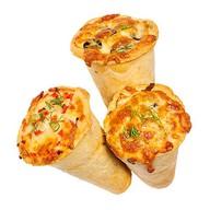 Пицца-конус гурман Фото