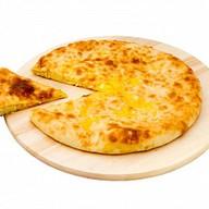 Пирог с мясом, яйцом и сыром Фото