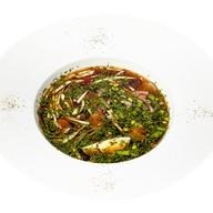 Окрошка овощная Фото