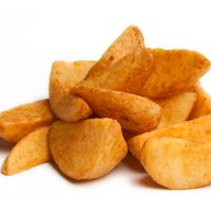 Картофель дольки Фото