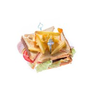 Сендвич клаб Фото