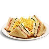 Сэндвич «Клаб» Фото
