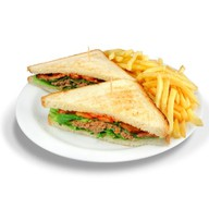 Сэндвич с Тунцом Фото