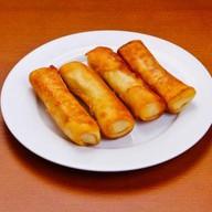 Блинчики с сыром Фото