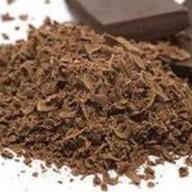 Тёртый шоколад Фото