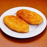 Мчады, фаршированные сыром сулугу Фото