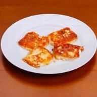 Сыр сулугуни жаренный Фото