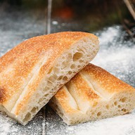 Горячий хлеб матнакаш Фото