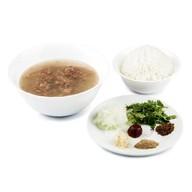 Корейский суп Фото