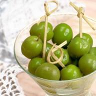 Сицилийские оливки Фото