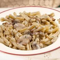 Казаречче с баклажанами и грибами Фото