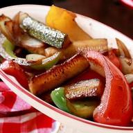 Овощи, обжаренные с бальзамико Фото