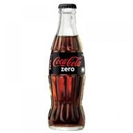 Кока-Кола Зеро (в бутылке) Фото