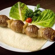 Картошка с салом Фото