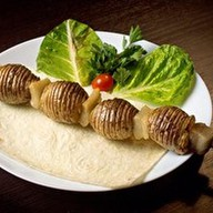 Картошка с курдюком Фото